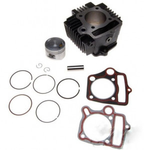 Set motor ATV 4T 125cc (piston 54mm)