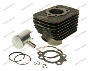 Set motor moped Piaggio Ciao, Bravo, Si (piston de 43mm) 64cc
