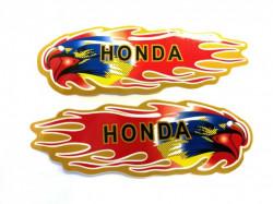 Abtipild flacari Honda (rosu)