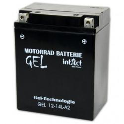 Baterie gel Scuter, Atv 14ah 12v (neagra) 13 x 8.5x 16cm