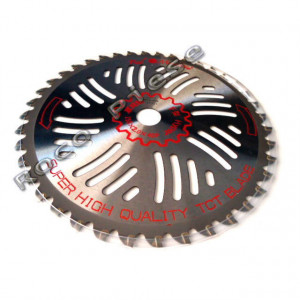 Disc taietor motocoasa 255 x 40T x 25.4mm Red Mountain