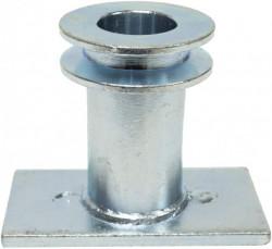 Knife support (holder) for lawn mower Husqvarna JET55S (25.4mm)