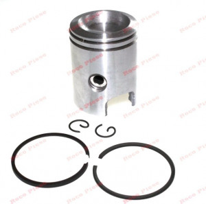 Piston moped 2T 50cc Piaggio SI, CIAO, BRAVO 38.2mm bolt 10mm (scobit)