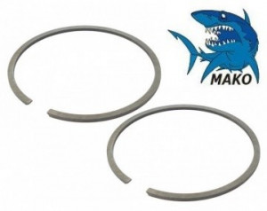 Set segmenti drujba 50 x 1.2mm Mako