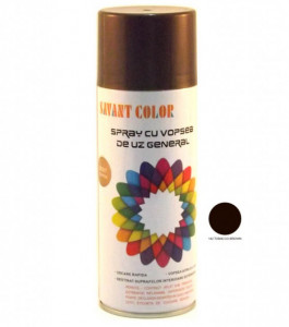 Spray vopsea Kadi Dark Brown (maro inchis)