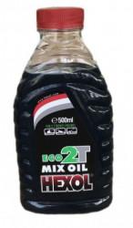 Ulei amestec 2T Hexol verde (0.5 L)