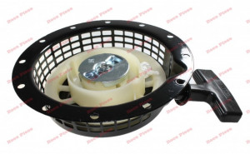 Demaror generator Yamaha MZ175, EF2600, EF2700, 166F (cu oala)