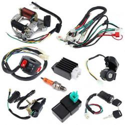 Instalatie electrica completa (ATV 110cc) 9 in 1