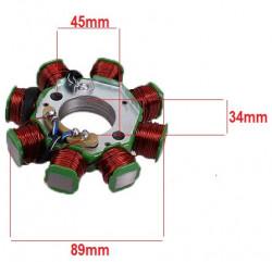 Magnetou Bajaj Pulsar 135 Ls, BM150