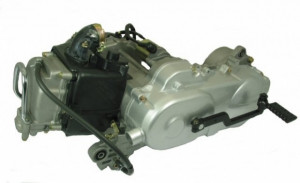 Motor complet scuter 4T R10 80cc