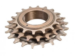 Pinion bicicleta BMX 3 viteze (16 - 19 - 22 dinti)