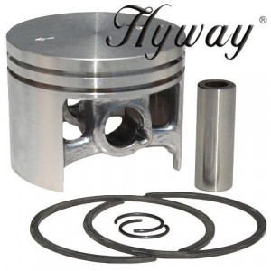 Piston complet drujba Stihl MS 341, MS 361 Hyway