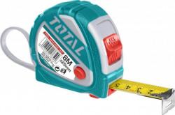 Ruleta 8m x 25mm Total Tools