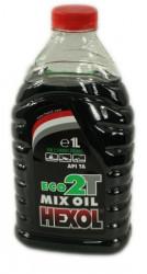 Ulei amestec 2T Hexol verde (1 L)