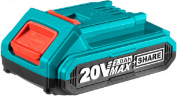 Acumulator Total Tools 20V / 2A Total Tools (Litiu)