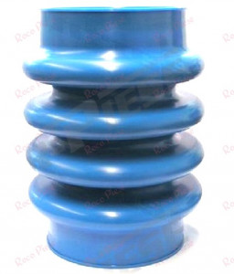 Burduf mai compactor Wacker | Weber | Mikasa | Bomag | Ammann | Honda 140 mm (Albastru)