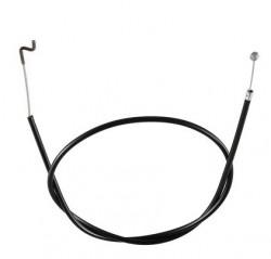"""Cablu acceleratie simplu motocoasa Stihl FS 55 (125cm) capete """"Z"""" si nuca"""