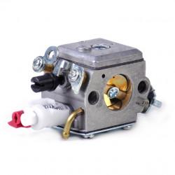 Carburator drujba Husqvarna 340, 345, 350, 353 (cu pompita, cu 2 tevi)