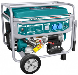 Generator curent pe benzina Total Tools 5500W