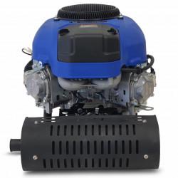 Motor ax vertical Zongshen XP680 (ax 25.4 Ø - 87mm) 22 CP (V Twin)