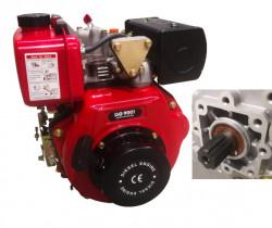 Motor motocultor Diesel 173FA (Ax canelat 5.5 CP)