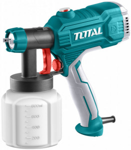 Pistol de vopsit - 350W - 800ml Total Tools