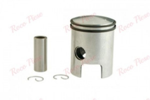 Piston moped 2T 50cc Piaggio SI, CIAO, BRAVO 39mm bolt 10mm