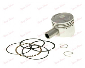 Piston scuter 4T 100cc GY6 50mm