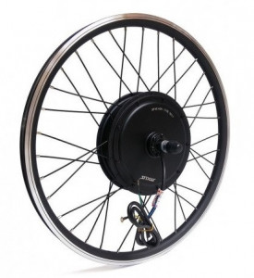 Roata bicicleta electrica 36v 500w (roata fata 28 inch) Mxus XF39