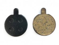 Set placute frana trotineta electrica (model 1)