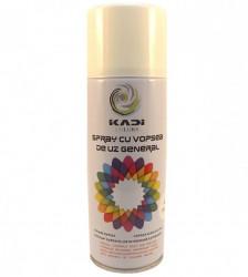 Spray vopsea Alb mat KD-003