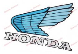 Abtipild lateral Honda