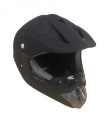 Casca ATV Negru mat