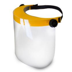 Casca protectie motocoasa simpla (plexyglass)