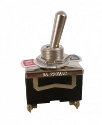 Comutator simplu 6A /250V (2 papuci)