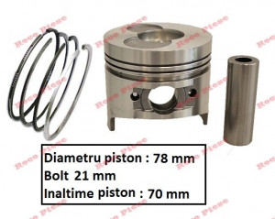 Piston generator Diesel Ø 78 mm (7 CP)