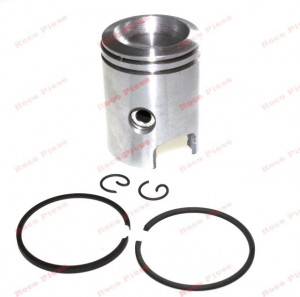 Piston moped 2T 50cc Piaggio SI, CIAO, BRAVO 38.5mm bolt 10mm (scobit)