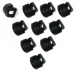 Set 10 buc suport buton pornire drujba metal