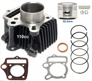 Set motor ATV 4T 110cc