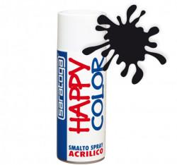 Spray vopsea Negru mat Saratoga 400ml