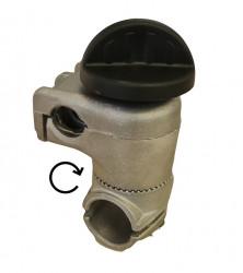 Suport coarne rotativ motocoasa 26mm