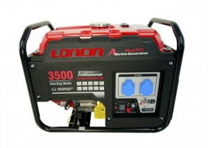 GENERATOR LONCIN 3,1 KW 220V - A SERIES
