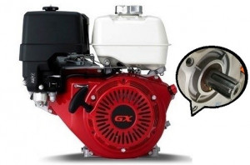 Motor motocultor / motosapa 6.5 CP (ax canelat) 25MM