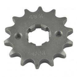 Pinion lant mic 428 14 dinti (cu interior de 20mm)