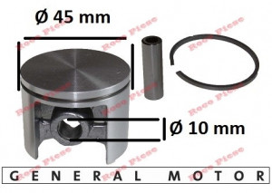 Piston complet drujba Alpina VIP52 Ø 45 mm Golf