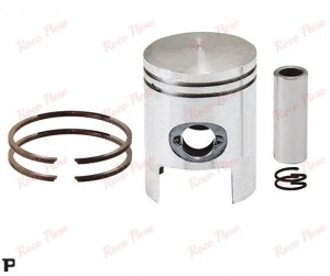 Piston scuter 2T 50cc Piaggio Gilera 40mm AIP