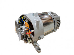 Ansamblu stator si rotor generator 5-6 KW (Gx 390, 188 ) Cupru (Monofazic) (model 2)