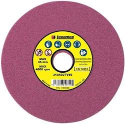 Disc abraziv pentru aparat de ascutit lant drujba 145x 6 x 22.2mm Tecomec