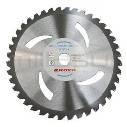 Disc taietor arbusti 255mm, 40T, 25.4mm (anova)