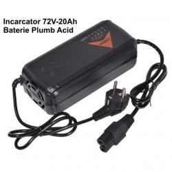 Incarcator baterie 72V, 20A (Plumb-Acid)
